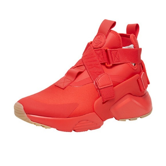 promo code 1e851 b97f5 NEW Nike Air Huarache City Low - Speed Red Size 6